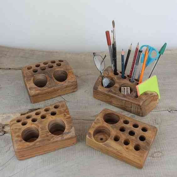 DESK CADDY IDEAS